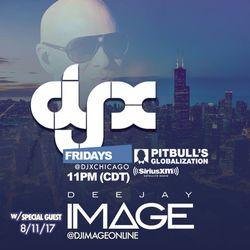 DJ-X Globalization Mix W/Special Guest DJ IMAGE (Chicago)