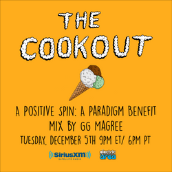 The Cookout 075: A Positive Spin: A Paradigm Benefit (Mix by GG MAGREE)