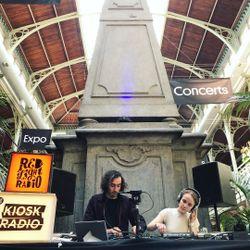 Listen! Sound District x Red Light Radio with Clara Y Maoupa @ Kiosk Radio 19.04.2019