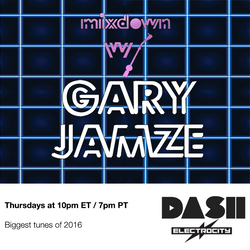 Mixdown with Gary Jamze December 29 2016