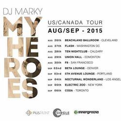 DJ Marky (Innerground Records - São Paulo) @ DJ Friction Radio Show, BBC Radio 1 (21.07.2015)