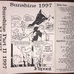 Flipout - Sunshine 2 - 1997 - Mixtape (Side A)