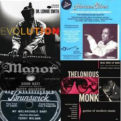 WHYR JAZZ: Gifts & Messages 2/11/2017 Show 257