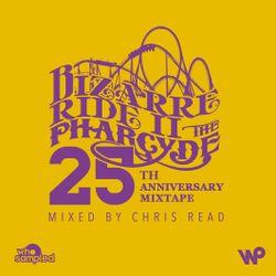 The Pharcyde 'Bizarre Ride' 25th Anniversary Mixtape mixed by Chris Read