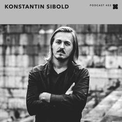 XLR8R Podcast 403: Konstantin Sibold
