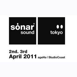 SONAR SOUND TOKYO @ MIXOLOGY