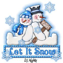 DJ Mighty - Let it Snow