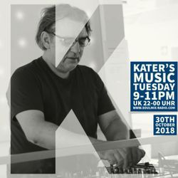 Kater's Music - 30|10|2018 on Soulmix-Radio - Finest Soulful House
