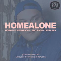 Workout Wednesday - BBC Radio 1XTRA Mix