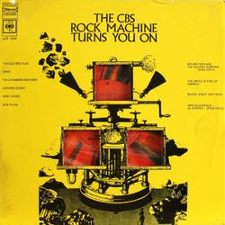 The CBS Rock Machine Turns You On [1968] feat Bob Dylan, Leonard Cohen, Janis Joplin, Moby Grape