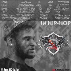 @JustDizle - Love In Hip-Hop #MonsterDjs