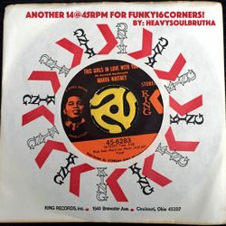 Another 14@45rpm For Funky16Corners!