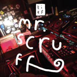 Mr. Scruff at Corsica Studios, London, Saturday 18th March 2017