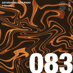 SaturdaySelects Radio Show #083 ft Mansour