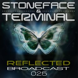 Reflected Broadcast 25 by Stoneface & Terminal