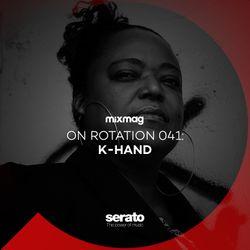 On Rotation 041: K-HAND