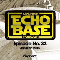 ECHO BASE Podcast No.33 Jan/Feb 2015