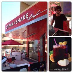 CHRISTIAN LEN @ STEAK & SHAKE - 26 JULY 2014