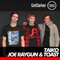 Taiko - GetDarker Podcast 205