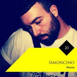 Phonica Mix Series 20: Simoncino