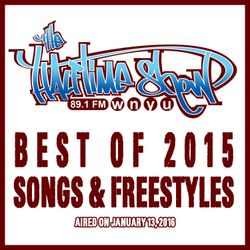 "The Halftime Show w/DJ Eclipse ""Best of 2015 Songs & Freestyles"" 89.1 WNYU January 13, 2016"