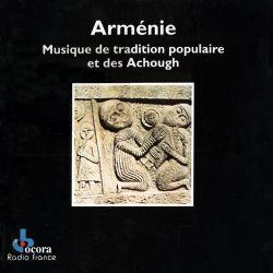 Armenie: Musique de Tradition Populaire et Des Achough