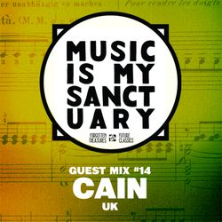 MIMS Guest Mix: CAIN (UK, Fine Grains Records)