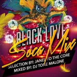 BLACK LOVE SOCA MIX