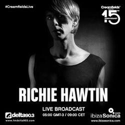 RICHIE HAWTIN @ ENTER. STAGE - CREAMFIELDS BUENOS AIRES - NOV 2015