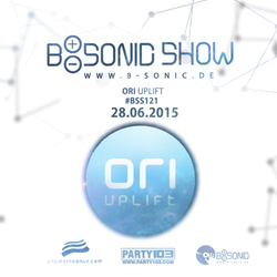 B-SONIC RADIO SHOW #121 with exclusive guest mix by Ori Uplift