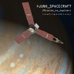 Juno Spacecraft - Mission to Jupiter