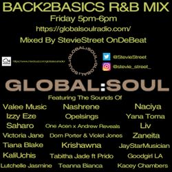 B2B Mix exclusive to Global Soul by Stevie Street 5th March 2021
