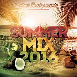 Alex Rossi - Summer Mix 01 (2016)