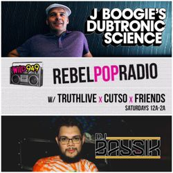 Rebel Pop Radio feat. J Boogie (6.04.16)