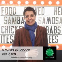 A World In London 251 – Amanda Noar