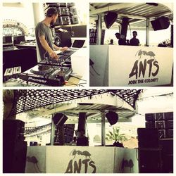 ONNO / Live from Ants @ Ushuaia / 13.07.2013 / Ibiza Sonica