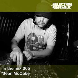 In the mix:005 / Sean McCabe