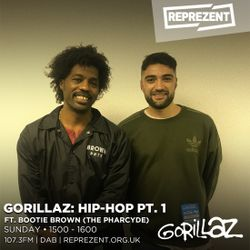 Gorillaz x Reprezent: Gorillaz Hip-Hop Part 1 ft. Bootie Brown (The Pharcyde)