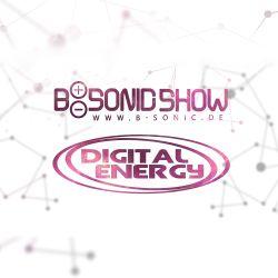 B-SONIC RADIO SHOW #168 by Digital Energy