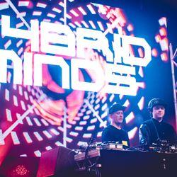 Drum & Bass Arena Awards - 02 - Hybrid Minds -Live PA- (HM) @ Electric Brixton - Ldn (05.12.2017)
