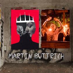 Martin Buttrich - The Garden - 8th August @ DC10