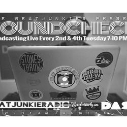 SOUNDCHECK (12/12/17) WITH SPECIAL GUEST: 14KT - BEAT JUNKIE RADIO