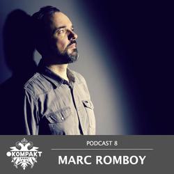 KOMPAKT PODCAST #8 - Marc Romboy