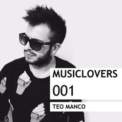 MusicLovers #001 - by Teo Manco