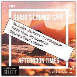 Guido's Lounge Cafe Broadcast 0381 Afternoon Times (Select)