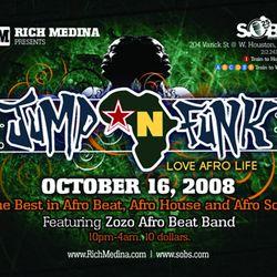 Jump N Funk - Vintage - Philly, 2008
