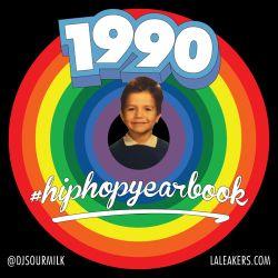 DJ Sourmilk - 1990 #hiphopyearbook