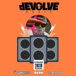 dEVOLVE Radio #33 (06/23/18)