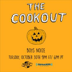 The Cookout 123: Boys Noize