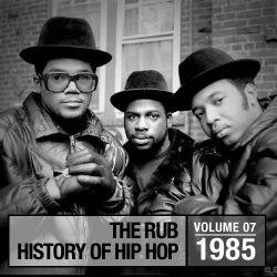 Hip-Hop History 1985 Mix